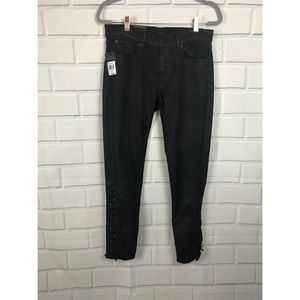 Ralph Lauren Polo The Tompkins Skinny Coated Jeans